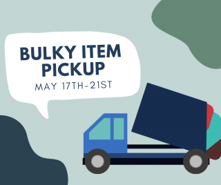 bulky item pickup